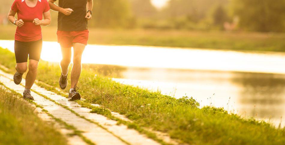 Hvor fort bør du løpe i varmen?