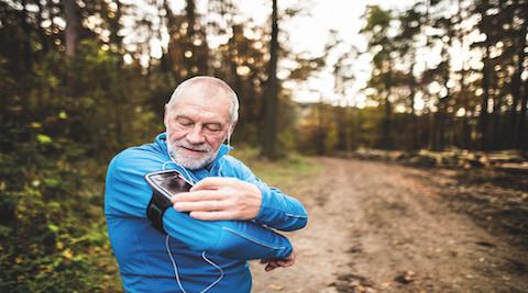 Løping reduserer aldringsprosessen!