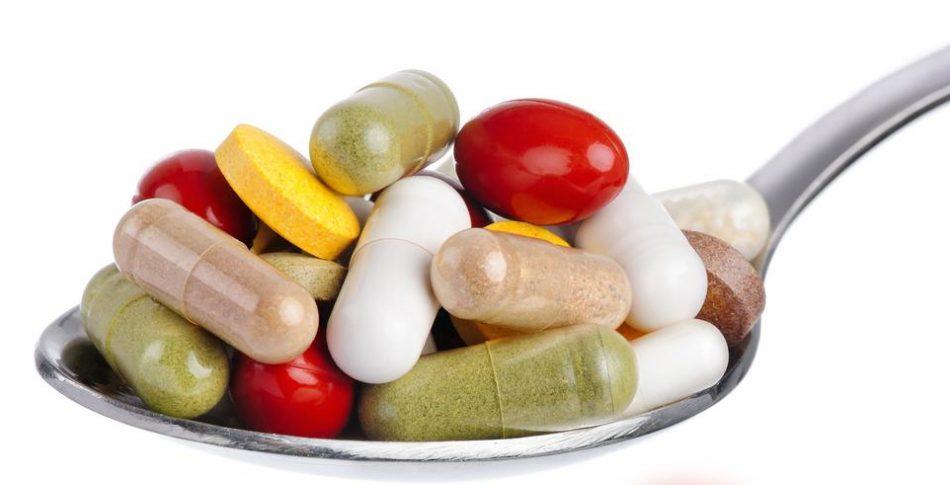 Kosttilskudd og prestasjon