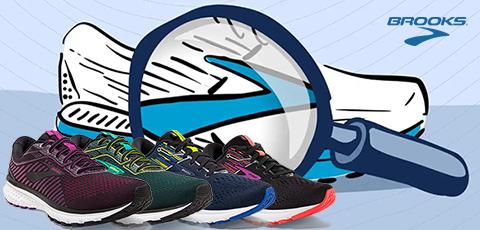 Test ShoeFinder og få sko fra Brooks Runner's World Norge