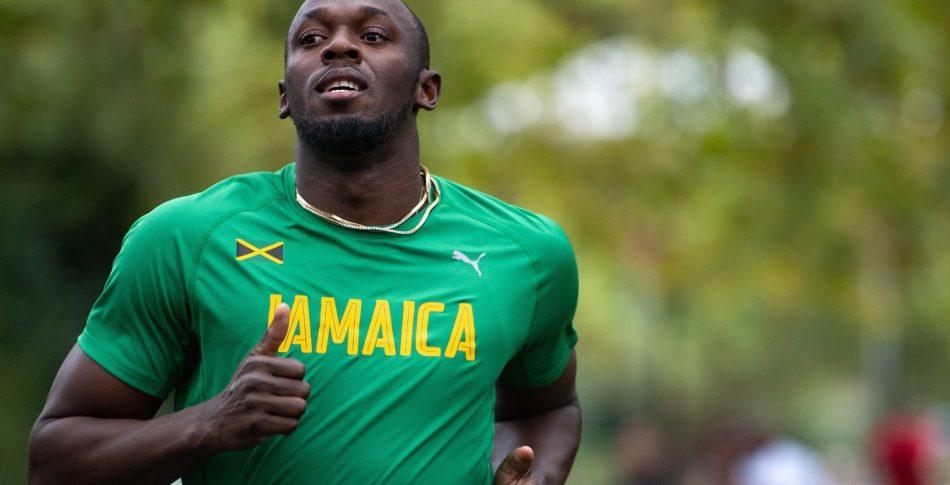 Usain Bolt inviterer deg til å løpe for din nasjon