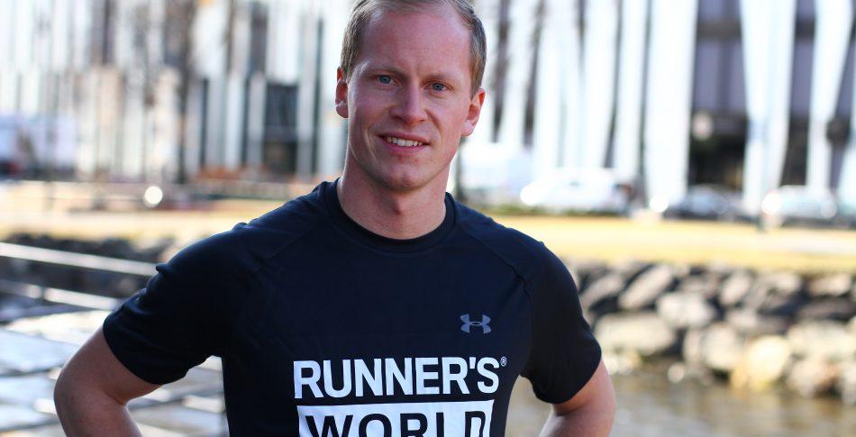 RW tilbyr online løpecoach