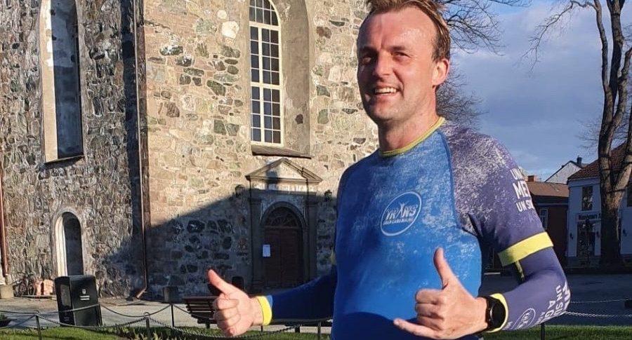 Trondheim Maraton Virtuelt løp