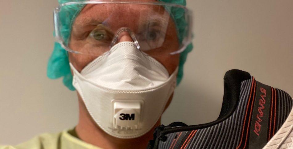 Koronaviruset og treningsråd