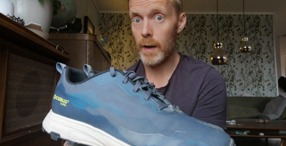 Hjelp! Jeg har fått veganske sko!