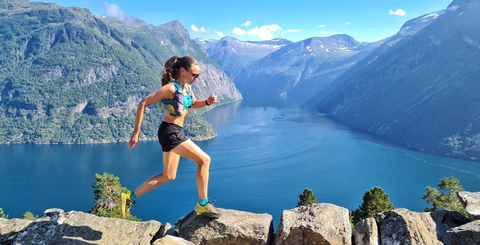 Postkort-«sommerferie» og løpeglede i norsk natur