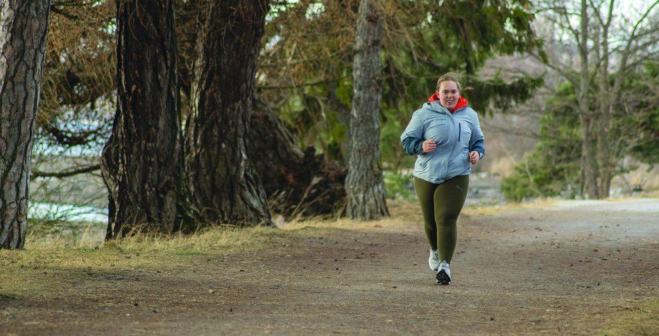 Mitt liv, mitt løp!