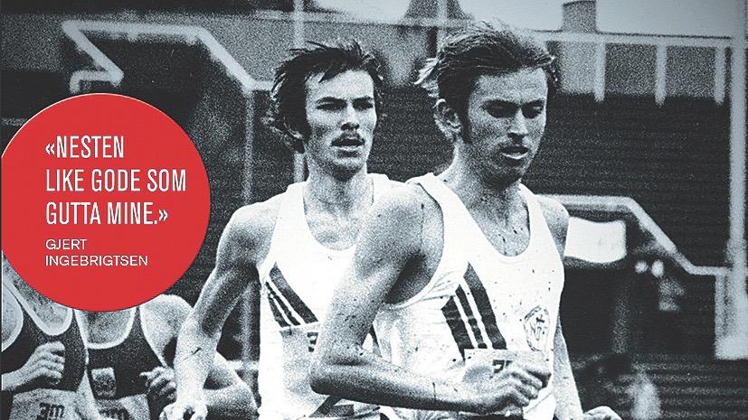En viktig flik av løpehistorien