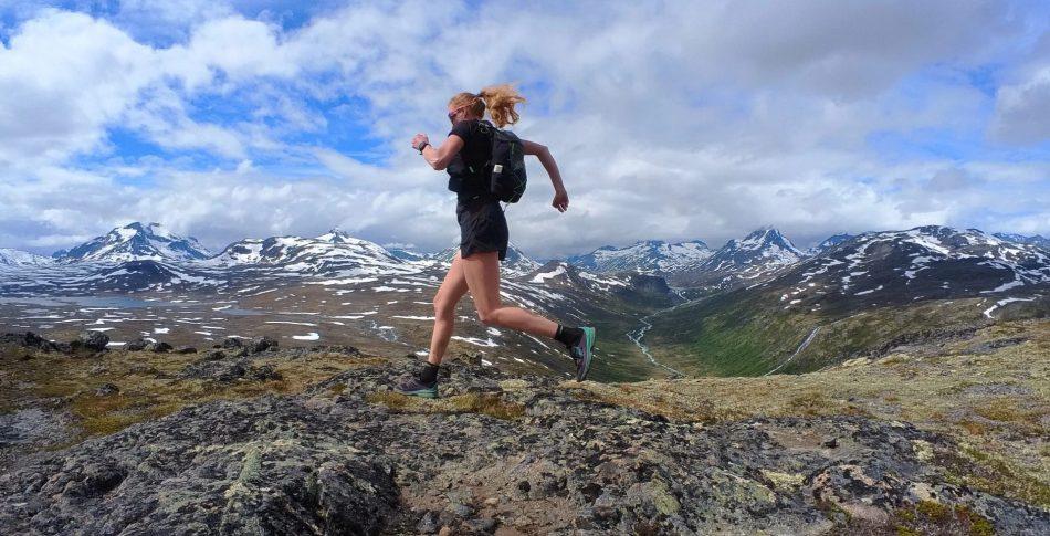 Løp fra hytte til hytte i Jotunheimen