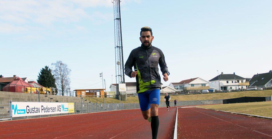 – For meg er løping terapi